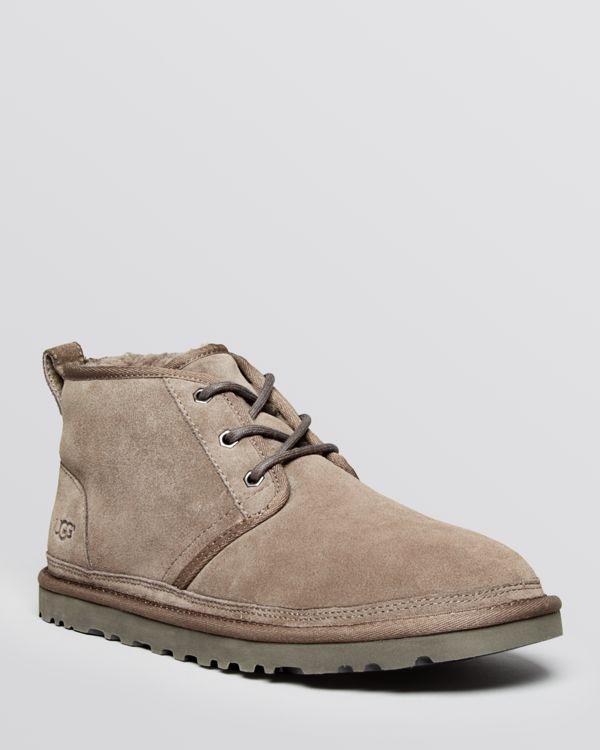 fd09111d062 Ugg Australia Neumel Suede Chukka Boots | fashion | Suede chukka ...