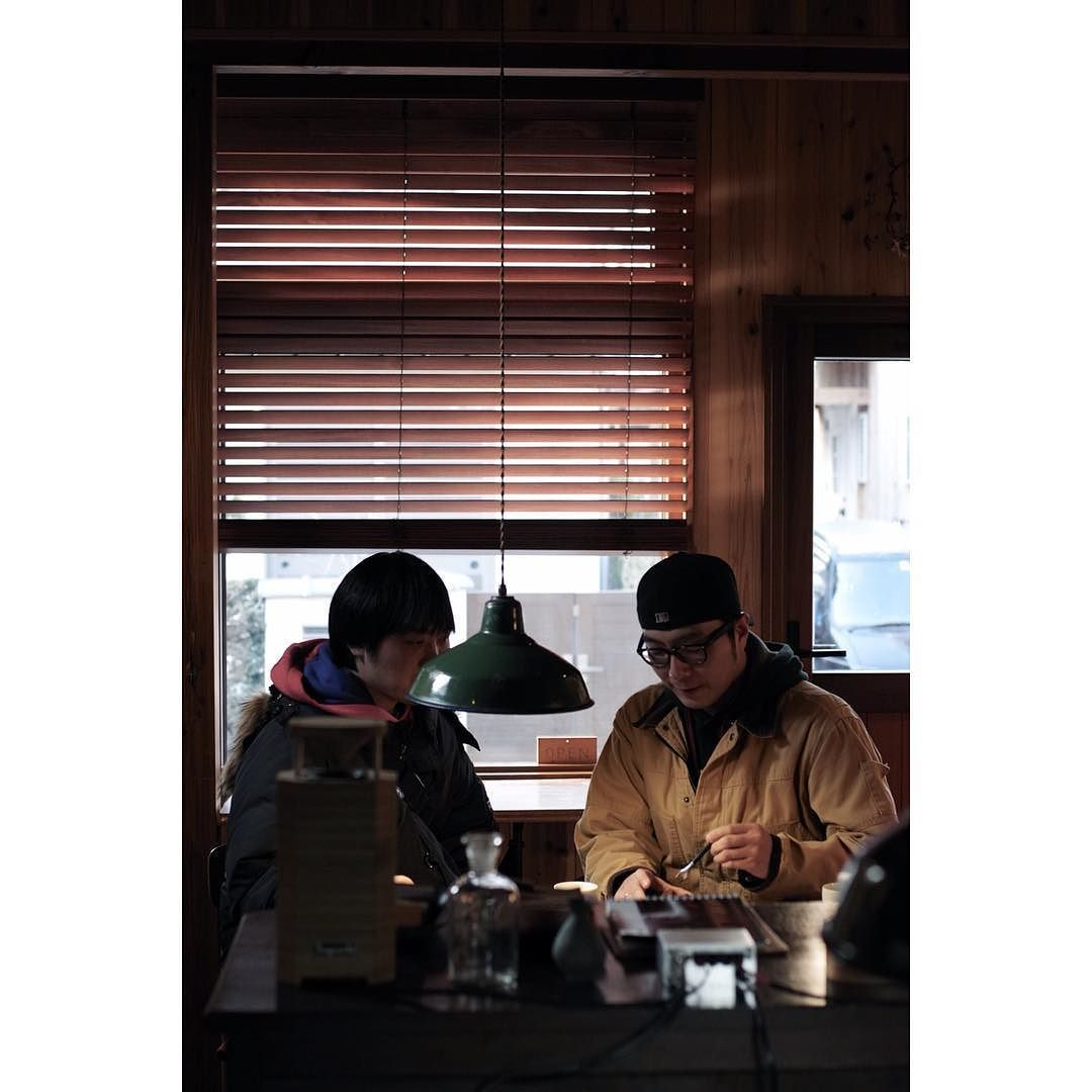 NL customer file   20  @gombackgu 2014 #fromKorea #leathercrafter #brothers #nl_customerfile #nl_atelier by niwa_leathers