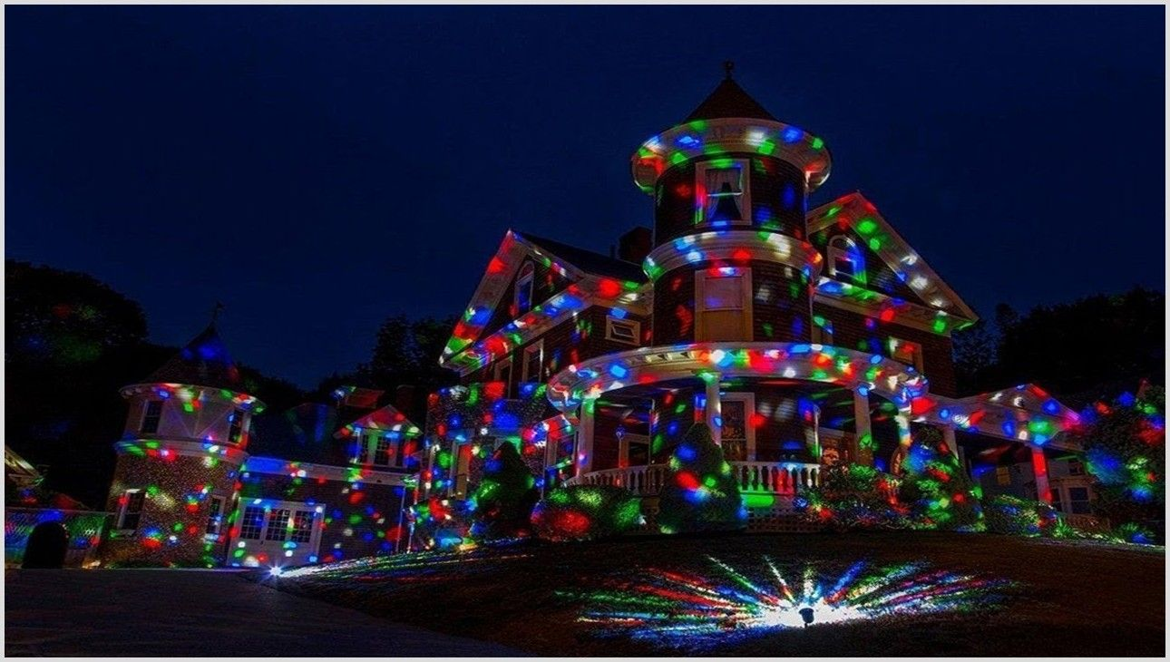 31 reference of christmas light house projector in 2020