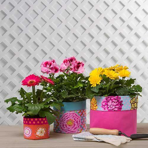 Flower Pot Covers