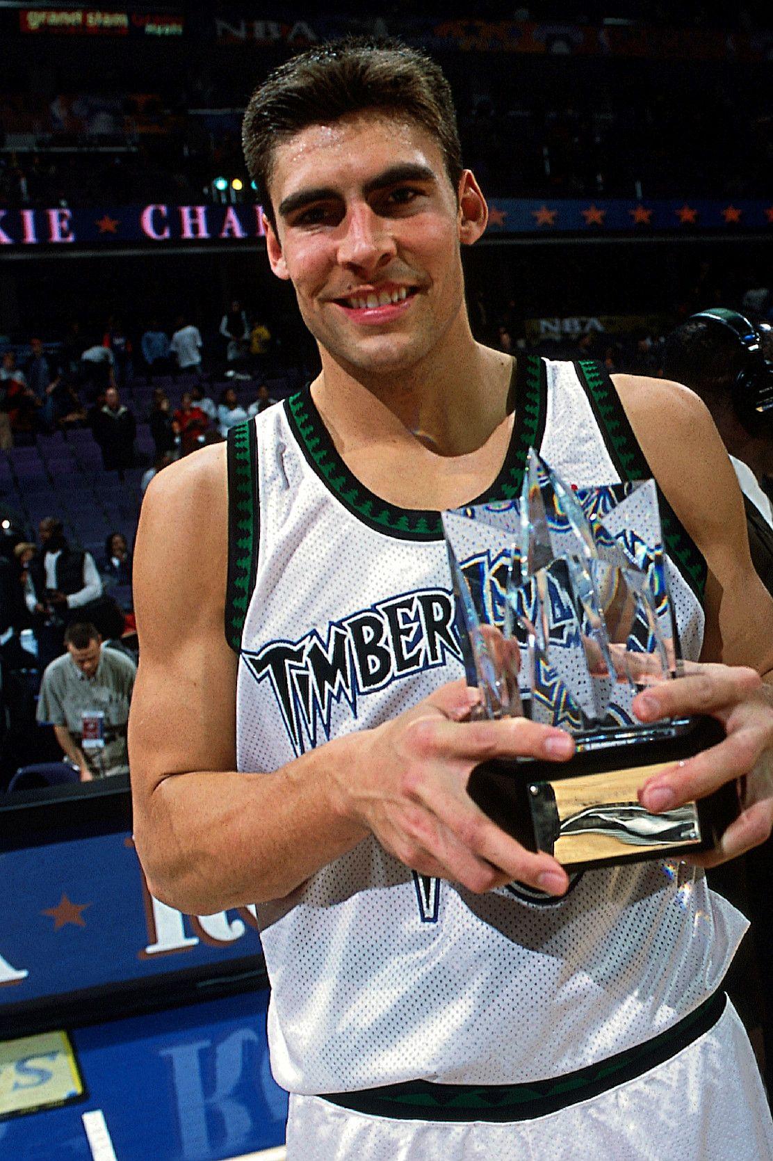 Wally Szczerbiak Rare NBA s Pinterest