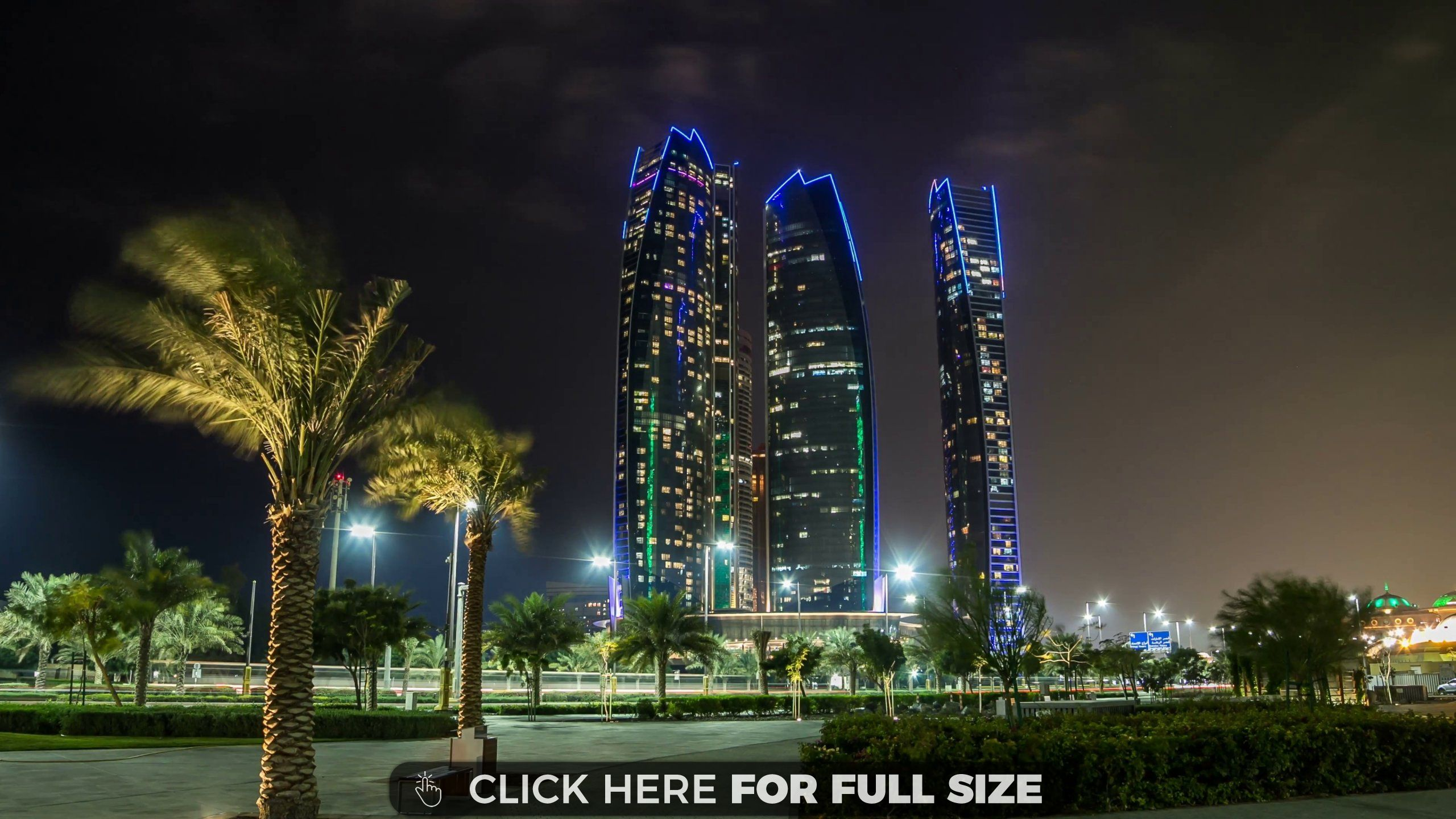 Etihad Towers Abu Dhabi Hd Wallpaper Abu Dhabi Abu Tower