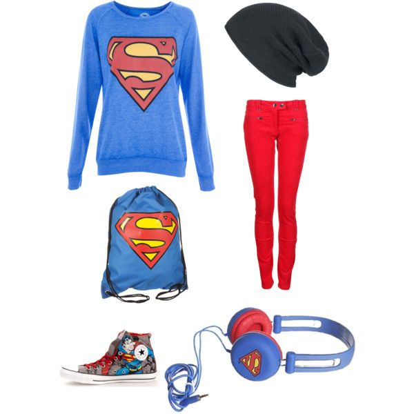 Superman outfit!(: