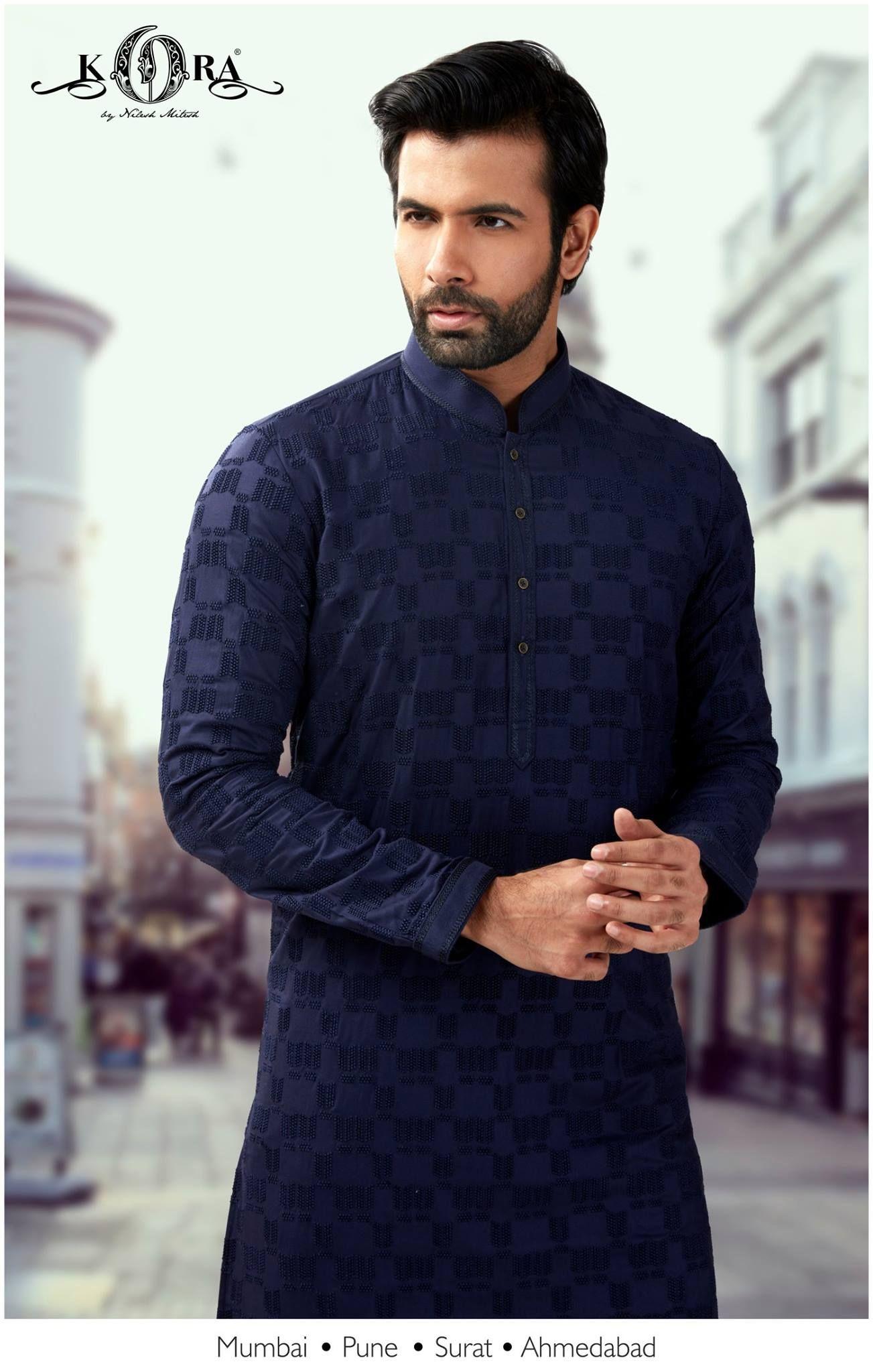 Mubarakan Collections Available In All Kora Stores Exclusive Kora Mumbai Pune Surat Ahme Mens Kurta Designs Designer Suits For Men Indian Men Fashion