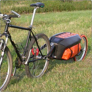 Боковые прицепы для велосипедов своими руками фото 253