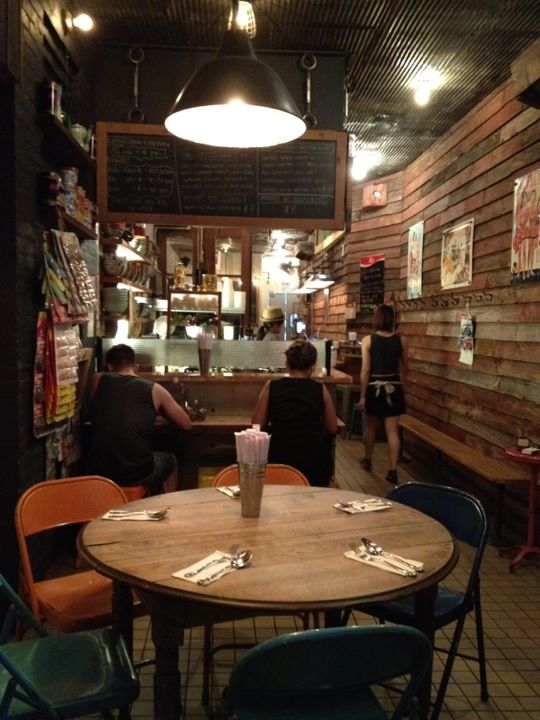 Pure Thai Cookhouse In New York Ny For Saturday Night In