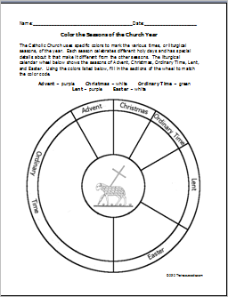 Free Printable Catholic Liturgical Calendar : printable, catholic, liturgical, calendar, Celebrate, Church