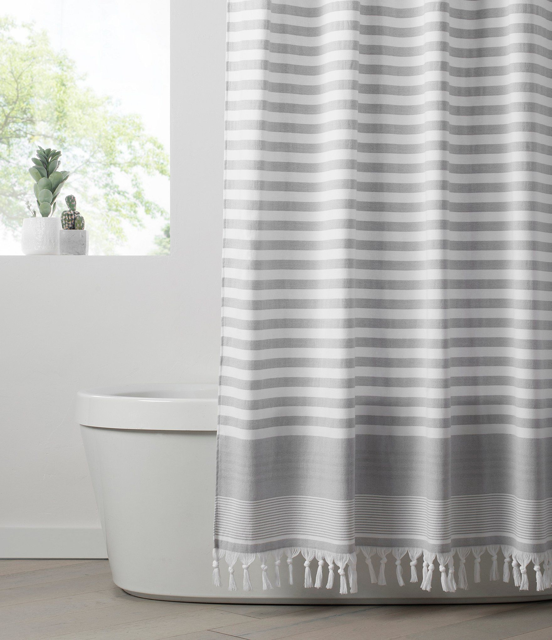 Ugg Minette Horizontal Stripe Shower Curtain N A N A In 2020