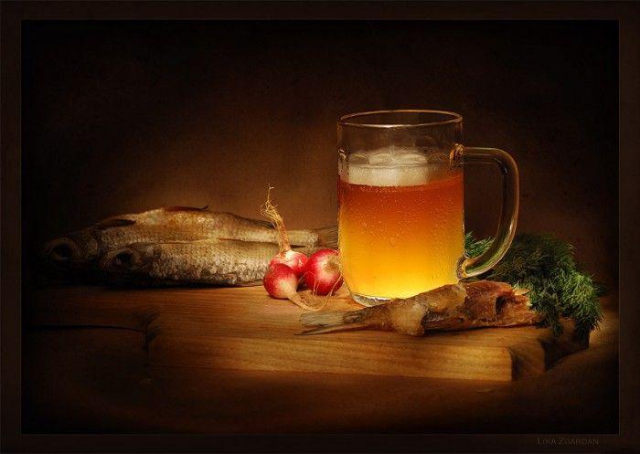 Натюрморты с пивом | Пиво, Натюрморт, Водка