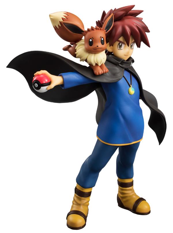 Pokemon G.E.M.EX Series Eevee Friends Painted Figure Megahouse 14cm PVC Figure
