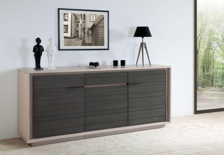 Bahut 3 portes GM ZEN - les Ateliers de Langres | 160302 | Pinterest ...