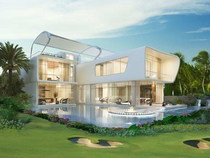 Villas ETTORE 971: Bugatti Ahora Diseña Casas De Lujo En Dubai ...