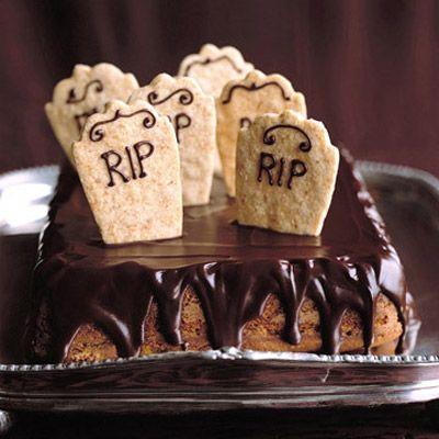 22 boo tiful halloween cakes - Martha Stewart Halloween Cakes
