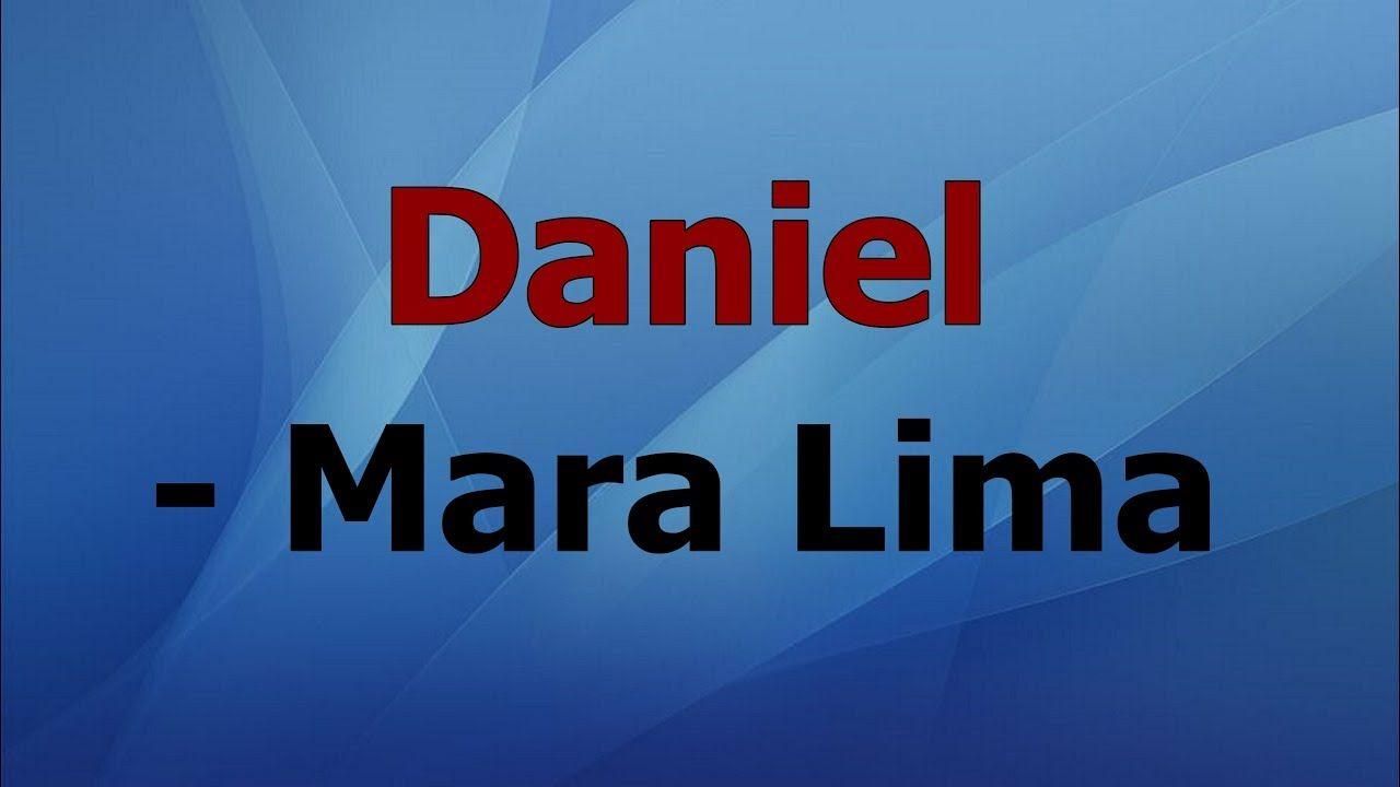 Daniel Mara Lima Voz E Letra Em 2020 Louvor E Adoracao Salmos