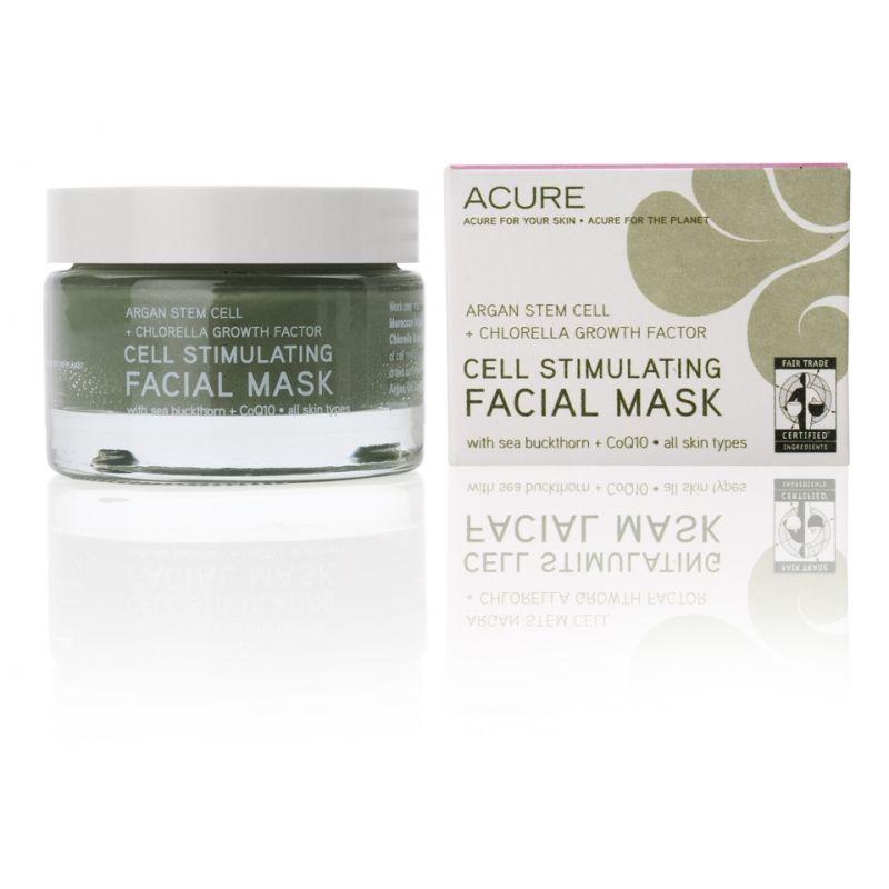 Acure Organics: Cell Stimulating Facial Mask #dryskin