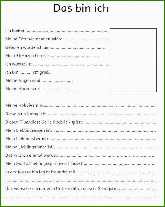 Liebenswert Berufe Steckbrief Vorlage Steckbrief Muster Deckblatt Muster Steckbrief