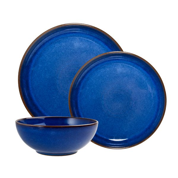 Imperial Blue Breakfast Set 12 Pcs Home
