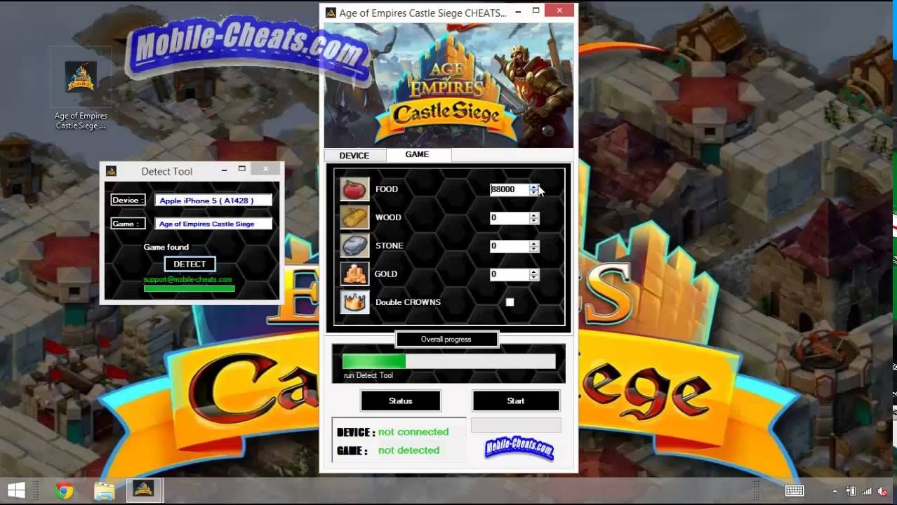 Age Of Empire Castle Siege Hack Cheats Download Updated Hacks