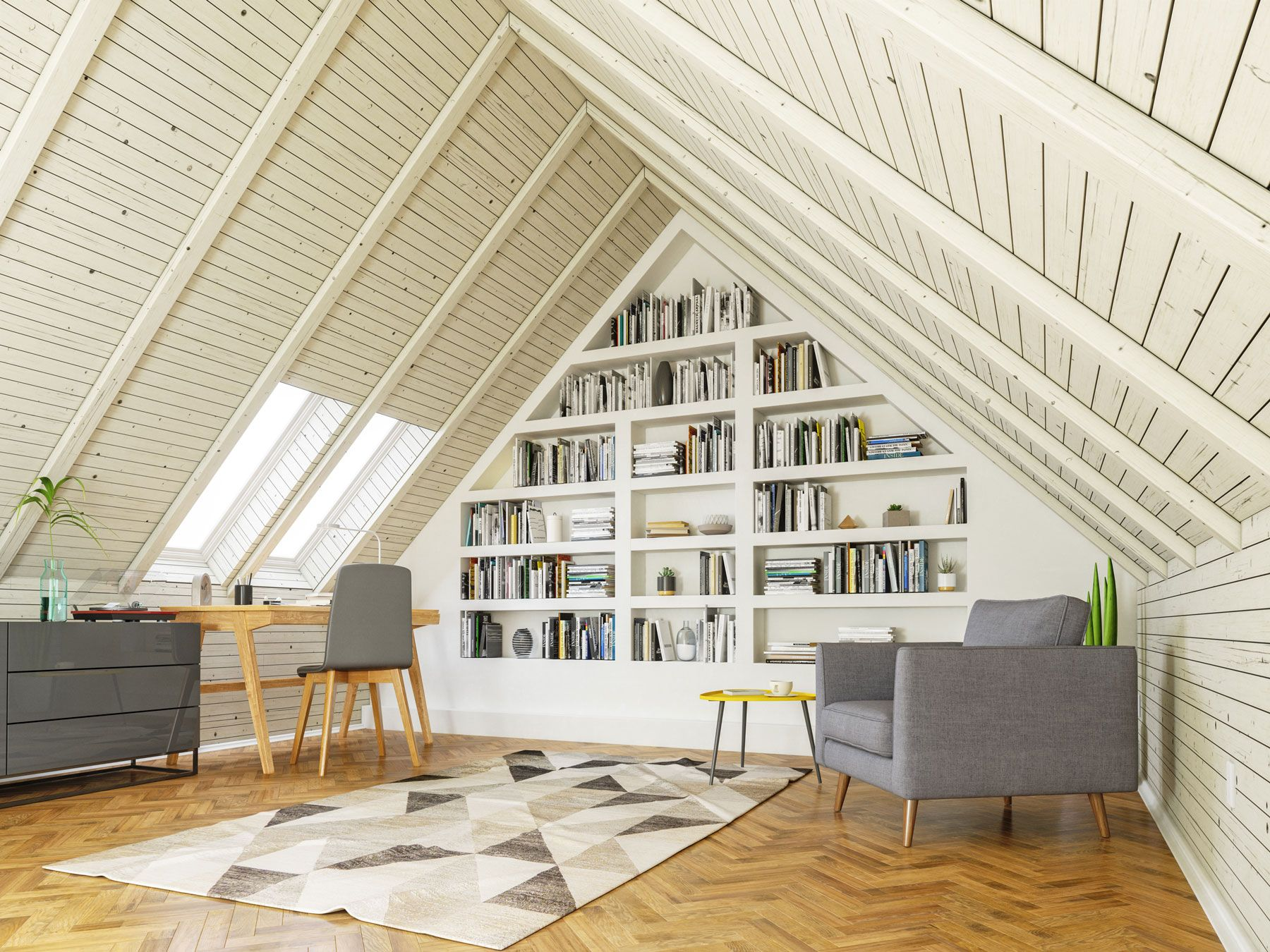 Reading Nook Ideas Book Nook Inspiration For Any Style And Space In 2020 Attic Remodel Attic Rooms Home