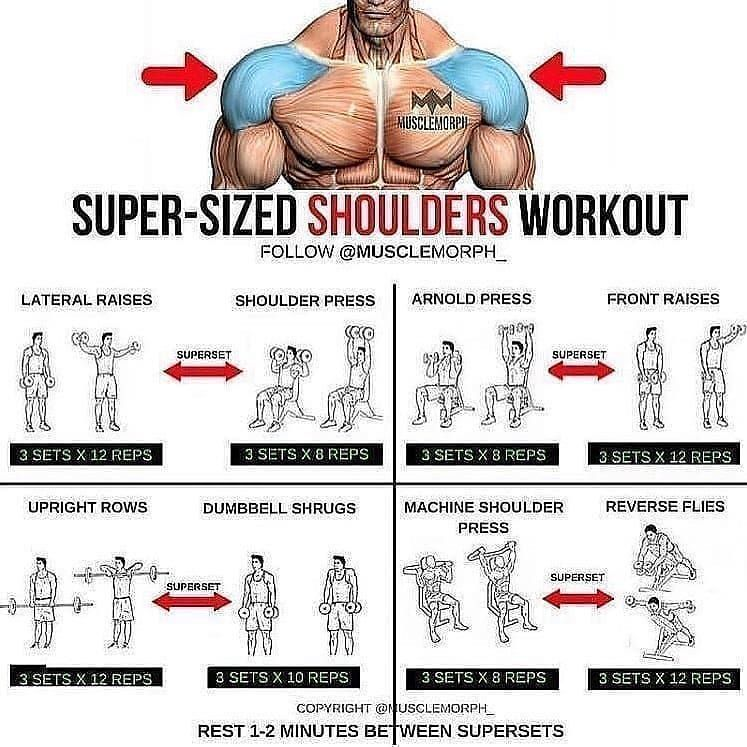 ✅ Follow @gym.workout.tips For The DAILY Fitness Tips & Nutrition Advice 💪. ➖➖➖➖➖ ➡ TAG a Friend Who...