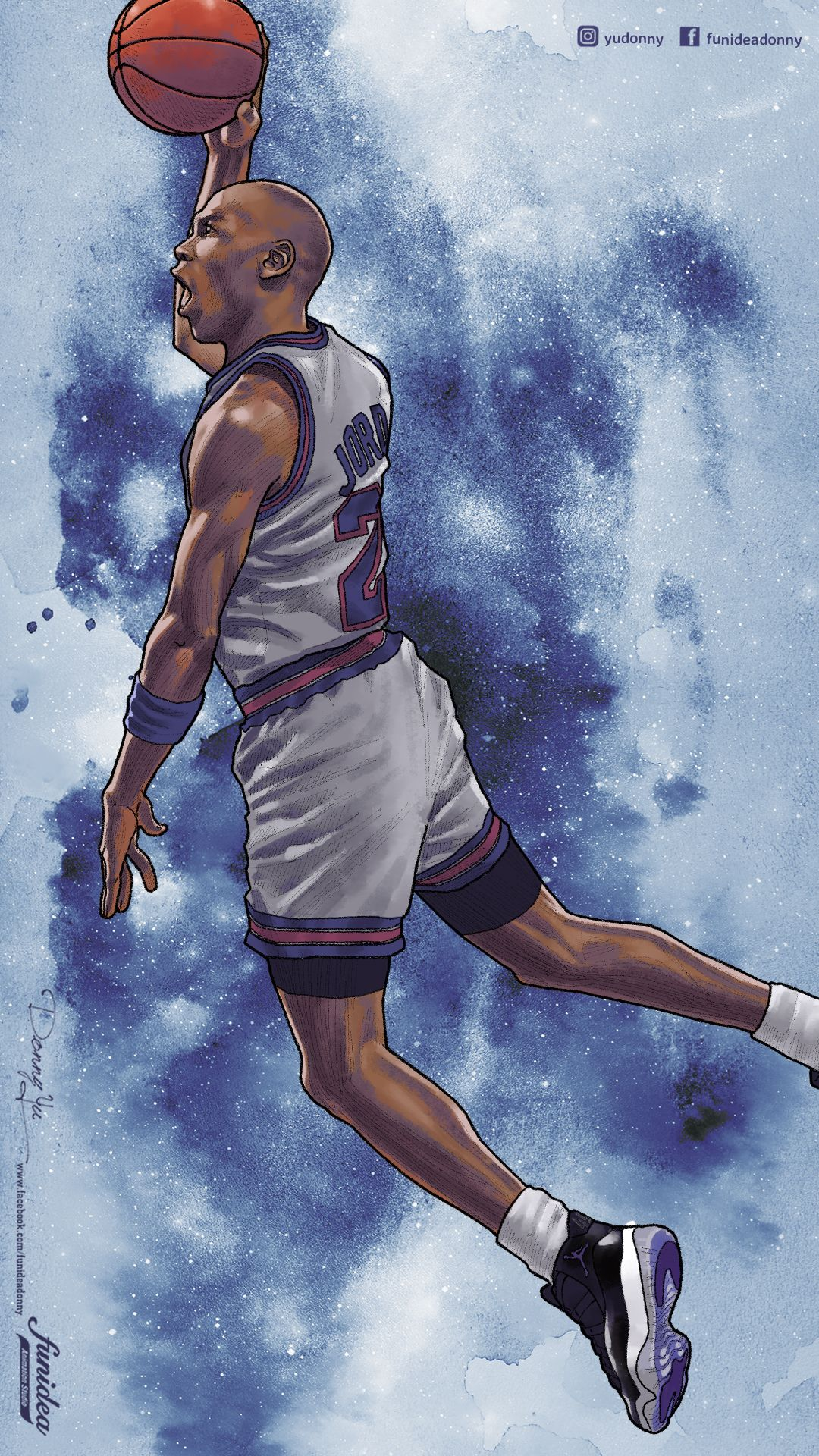 cb4f10291ade Space Jam Basketball Drawings