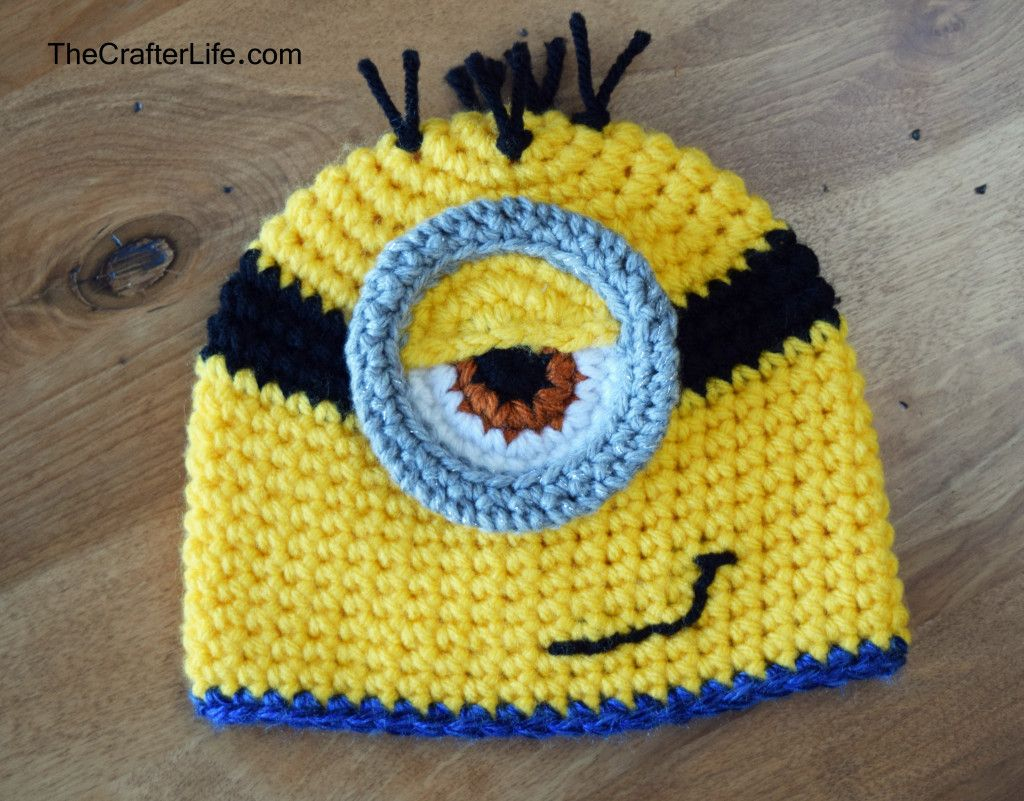 minion5 | Baby Crochet/Knitting | Pinterest | Zapatos