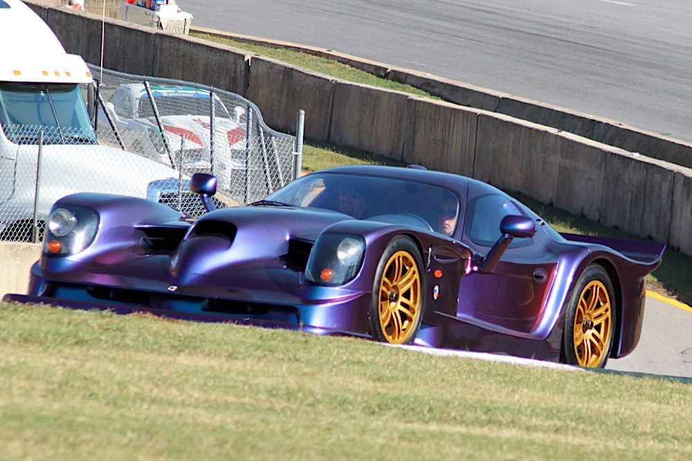 Iconic Panoz Esperante GTR-1 Racecar Restored to Full Glory | Panoz ...