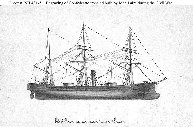 Confederate States Ironclads | Civil War Warship Innovation