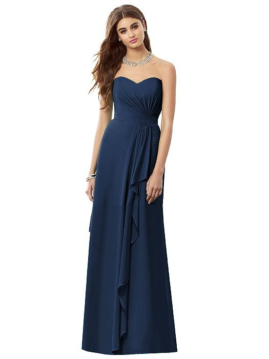 After Six Bridesmaid Dress 6684: The Dessy Group | dresses | Pinterest