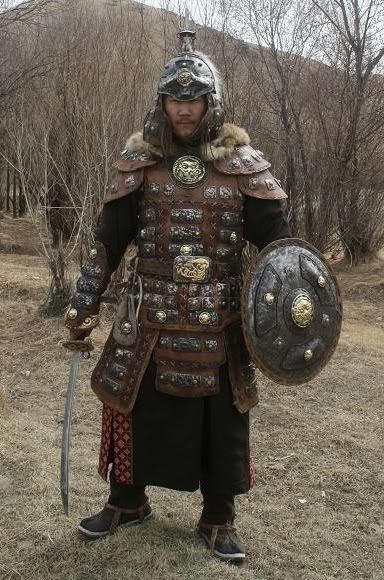 Pin by Denis McCarthy on armor reference | Chinese armor
