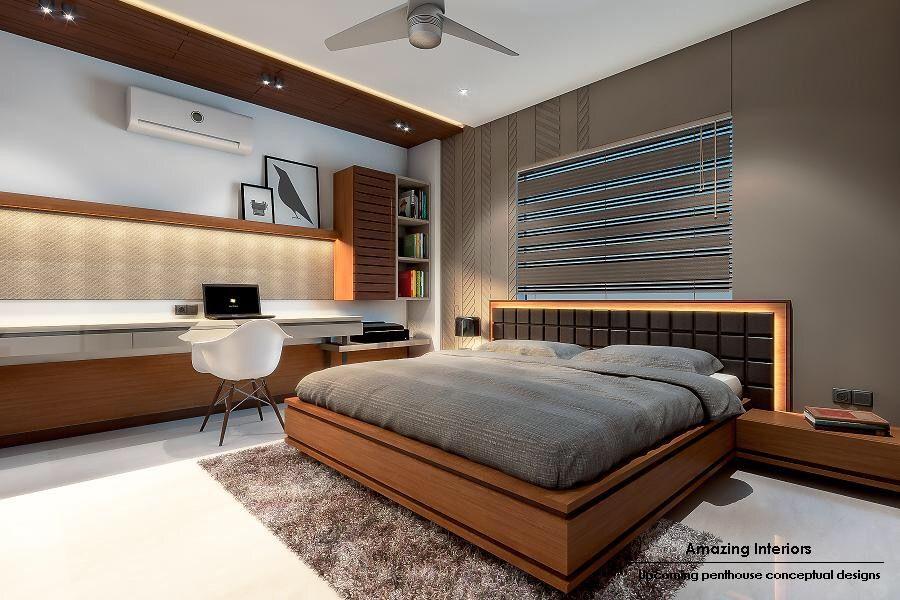 Pin By Nivethitha Balaraman On Amazing Interiors Bedroom Bed
