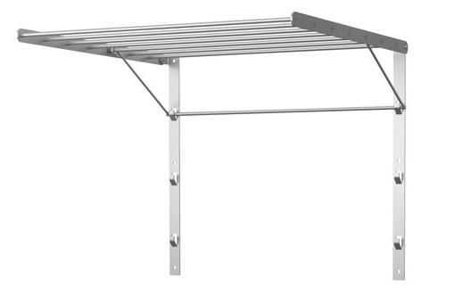 Tendedero De Pared Plegable Ikea Patio De Ropas