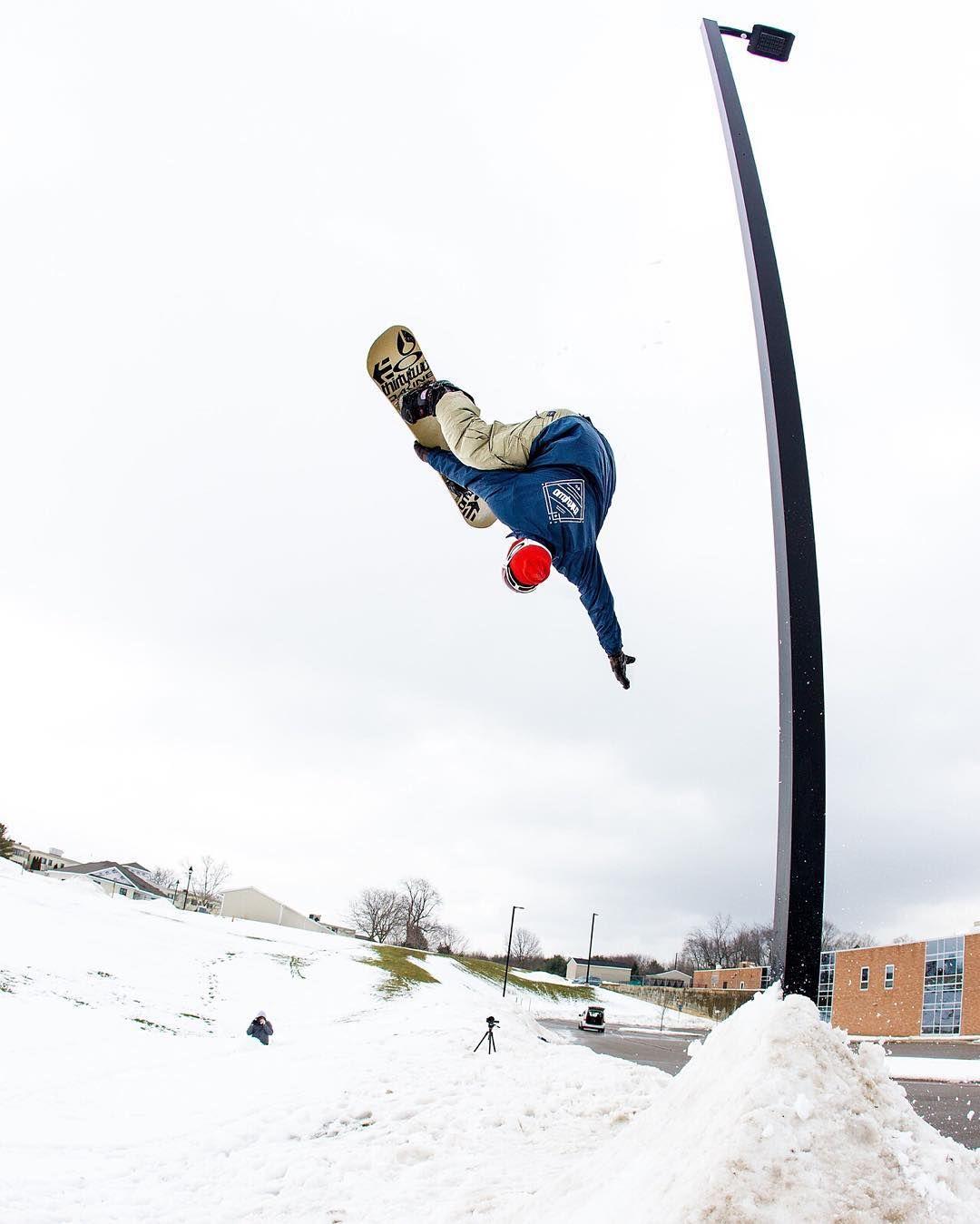 """TransWorld SNOWboarding Media on Instagram """"This fall JP"""