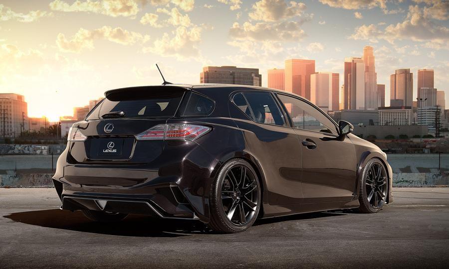 or.. '13 Lexus CT200h F Sport Zoom zoom... Lexus