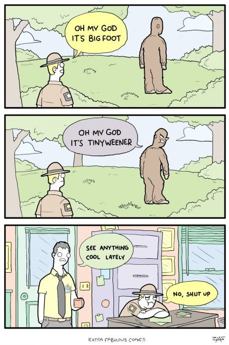 Oh My God! It\u0027s Big Foot! humour/9gag Pinterest Humour and Memes