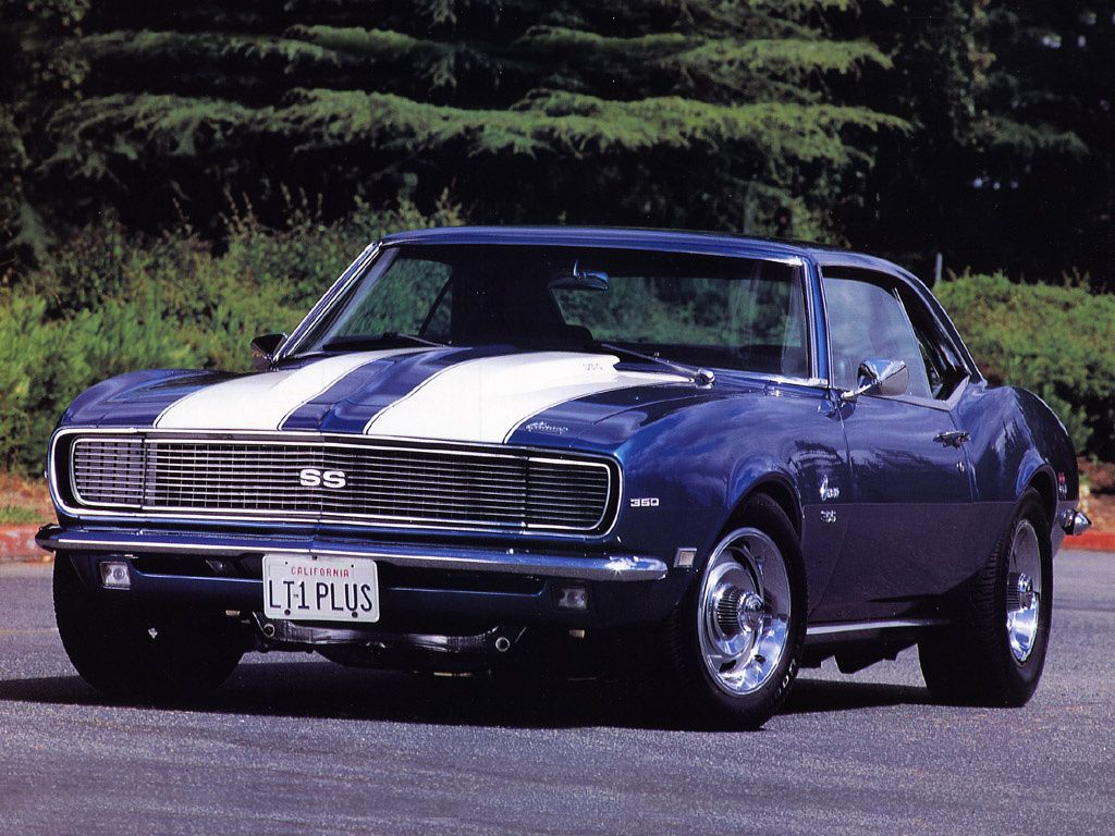 Kekurangan Chevrolet Camaro 1968 Review