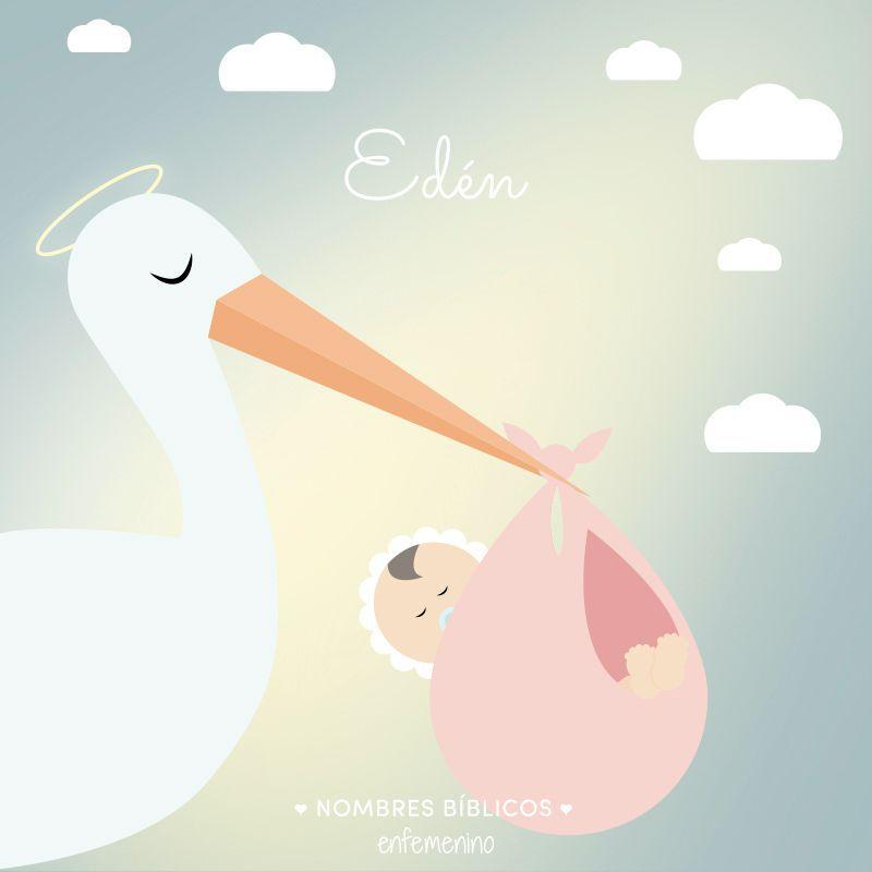 #Nombres bíblicos para #bebés #baby #design #infographic #BabyNames #Babies #inspiration #baby shower