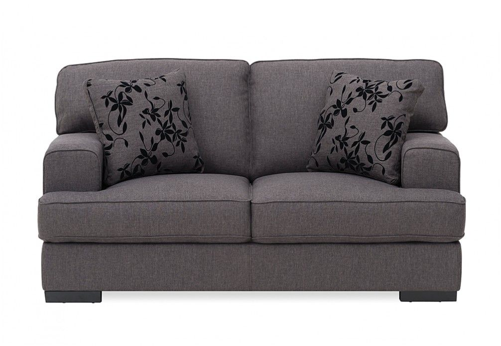 Betty Fabric 2 Seater Sofa Super Amart