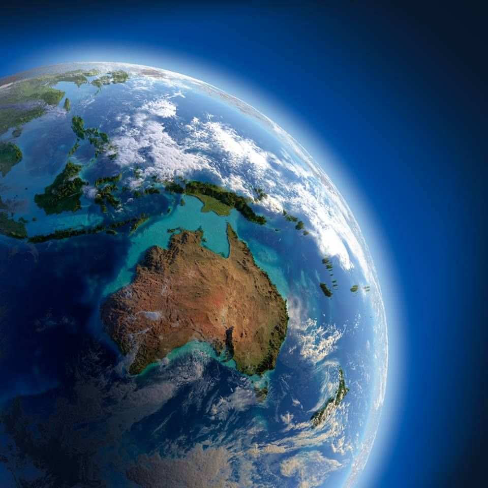 Australia is moving 7cm north every year it is the