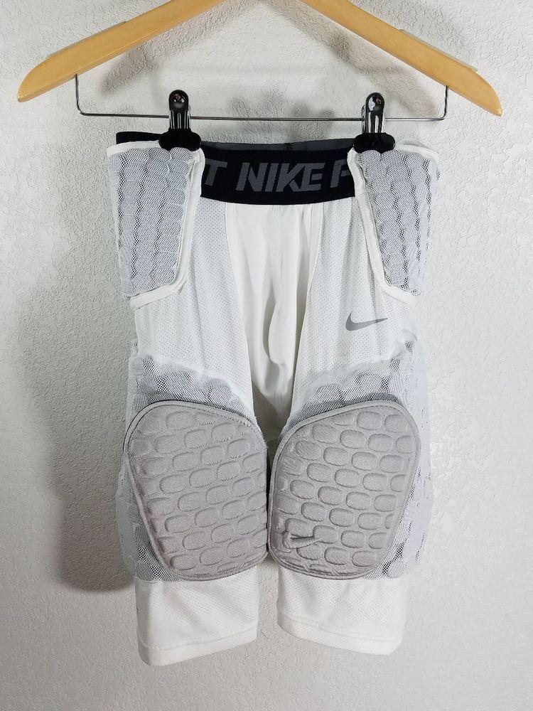 Nike combat pro girdle size medium ebay nike pro