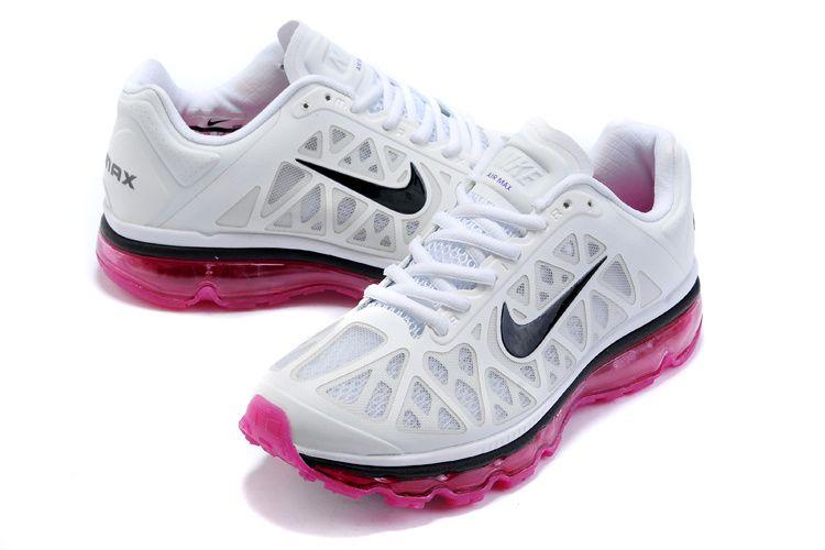 Nike-Air-Max-2011-Womens-White-Red-Black  f631498bc