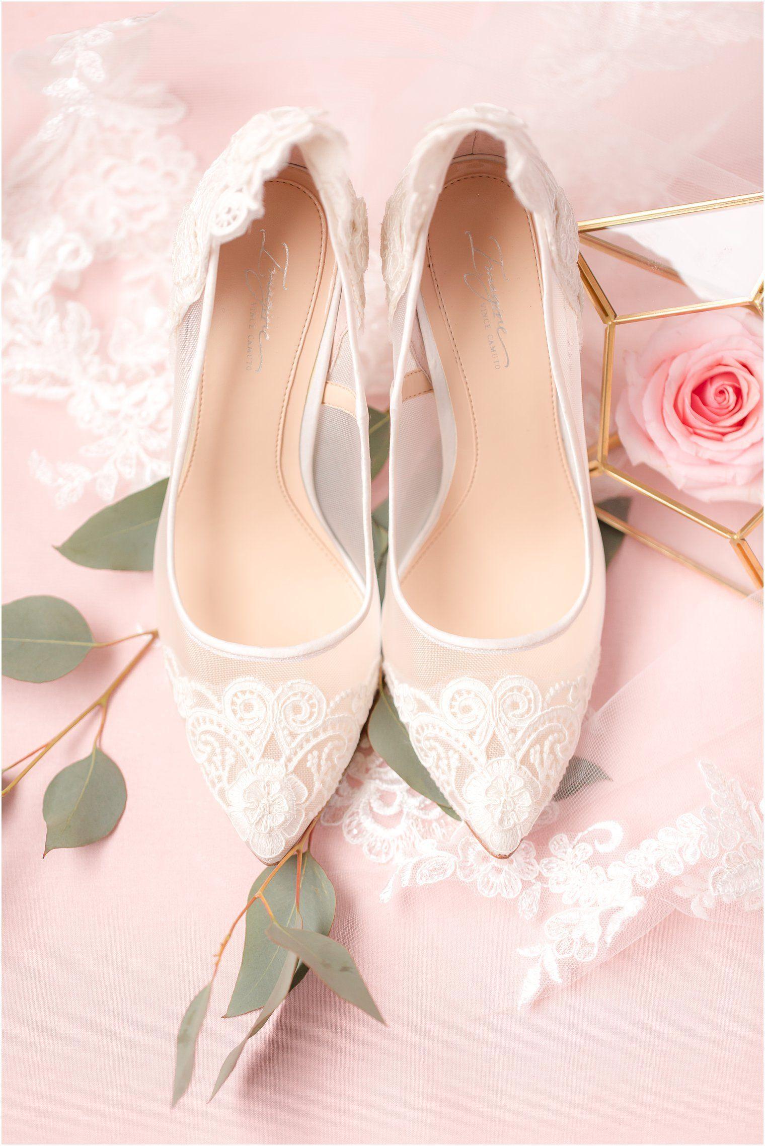 Wedding Shoe Inspiration Nj Wedding Photographer Idalia Photography