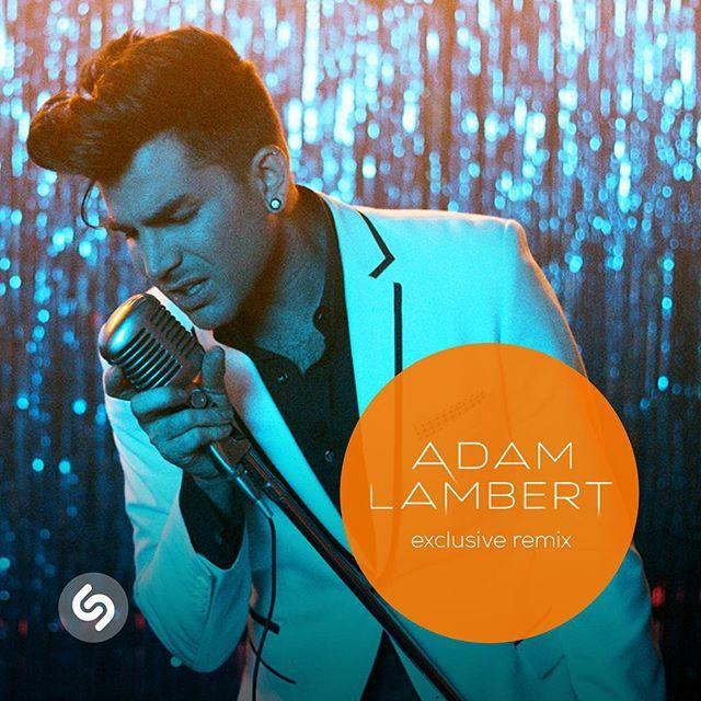 #Shazam @adamlambert's #AnotherLonelyNight now to unlock the EXCLUSIVE new @m22official remix! #Glamberts
