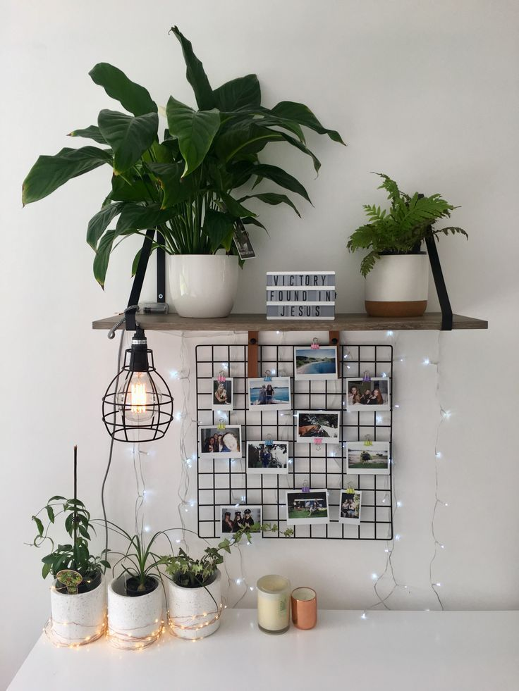 Schlafzimmer Schreibtischdekor -   22 desk decor shelves ideas