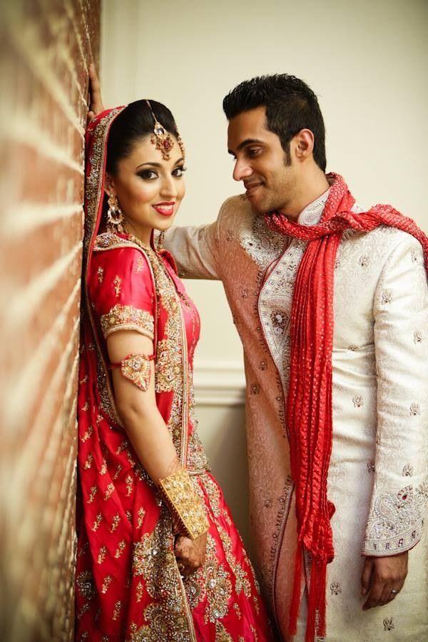 Indian Wedding Couple Images