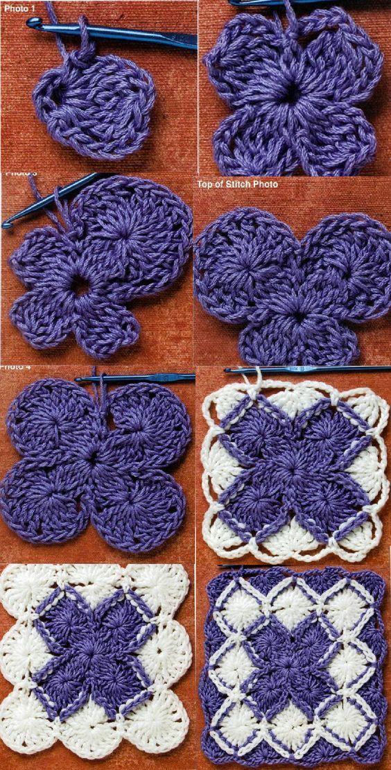 Bavarian Crochet ༺✿ƬⱤღ https://www.pinterest.com/teretegui ...
