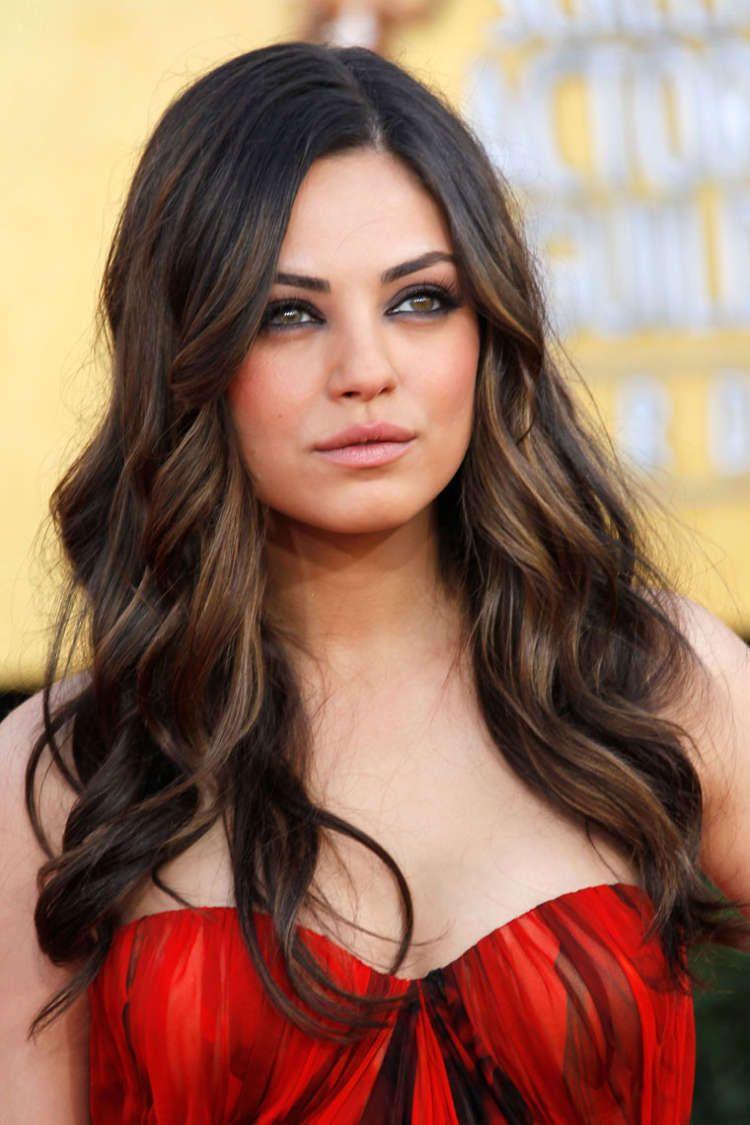 mila kunis red dress - Google Search   Hair, Makeup, Beauty ...