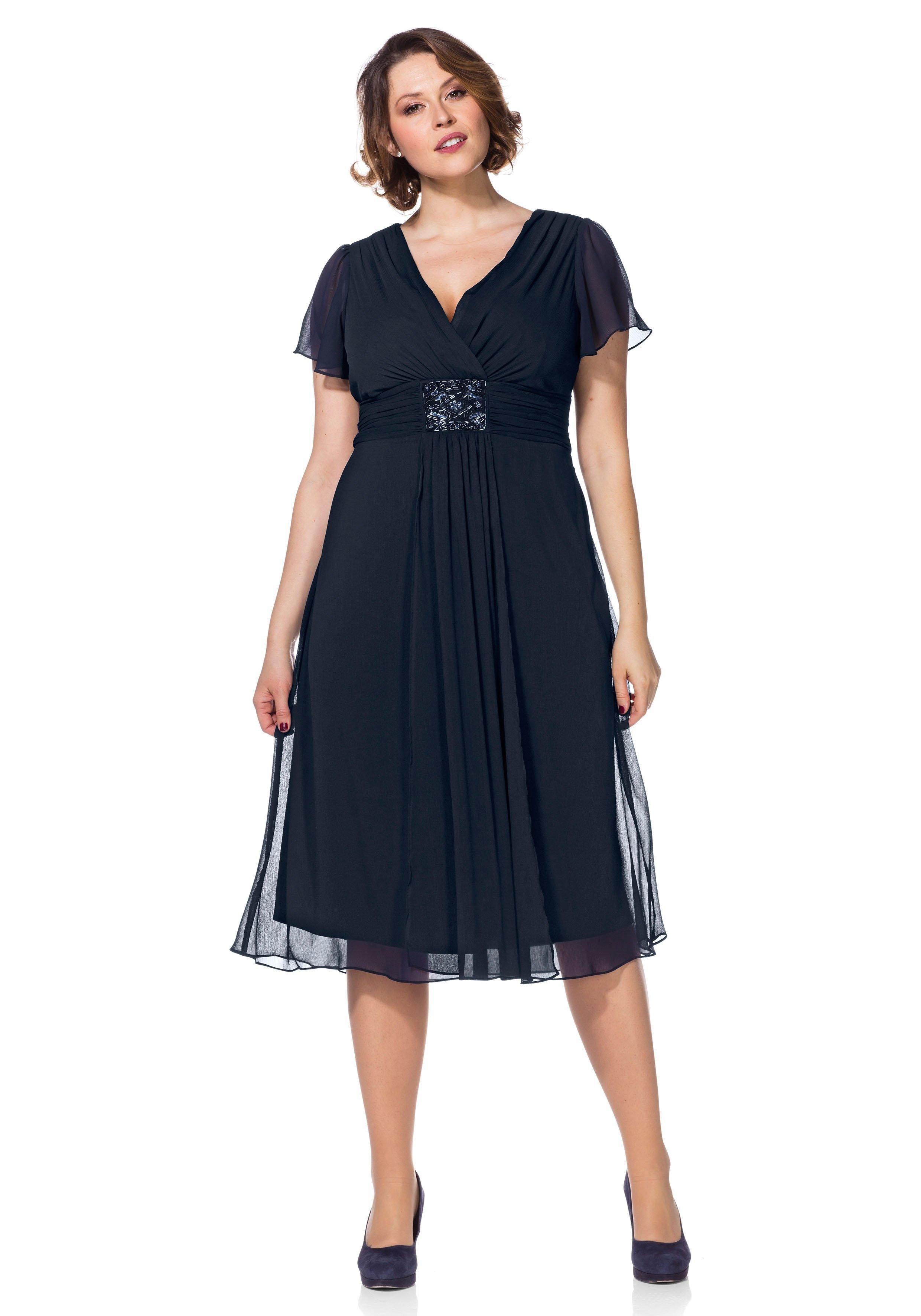 Sheego Abendkleid für Damen kaufen  BAUR  Festliche kleider