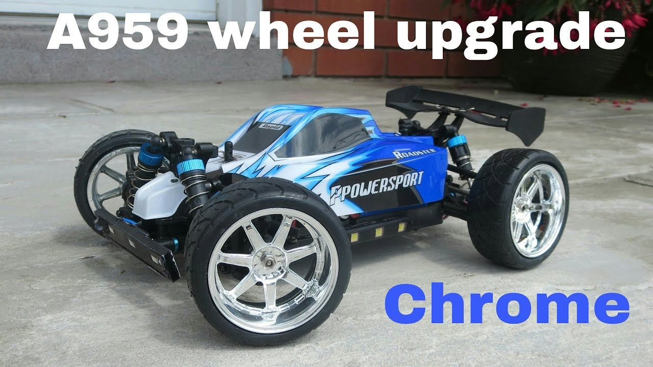 A959 Wheel And Tire Upgrade Youtube Toy Grade Rc Pinterest Class Size Electric 6 Channel 3d Rtf Helicopter The Exceedrc G2