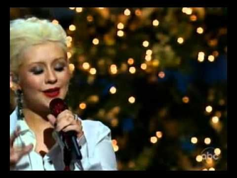 christina aguilera have yourself a merry little christmas disney 2011 - Have Yourself A Merry Little Christmas Christina Aguilera